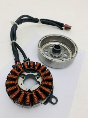 alternator stator honda sh 125 from 2017 to 2019