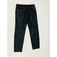 LEATHER MAN'S TROUSERS DUCATI SMART SIZE 56 cod 982717017 NEW