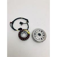 alternator stator honda sh 300 from 2011 to 2014 new and original