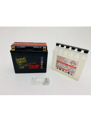 BATTERY FIAMM 12V 10AH FT12B-BS DUCATI 1200 DIAVEL MONSTER MULTISTRADA