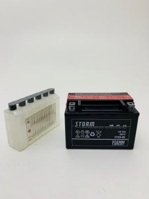 BATTERY FIAMM 12V 8AH FTX9-BS HONDA 600 cc CBR F NV C STEED VT C SHADOW