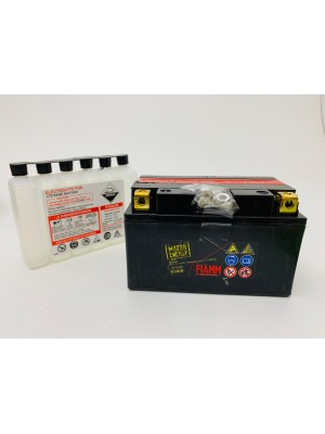 BATTERY FIAMM 12V 8,6AH FTZ10S-BS MV AGUSTA 800 cc BRUTALE F3 RIVALE