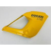 TOP RIGHT FAIRING DUCATI ST4 S ABS YEAR 2004 YELLOW NEW