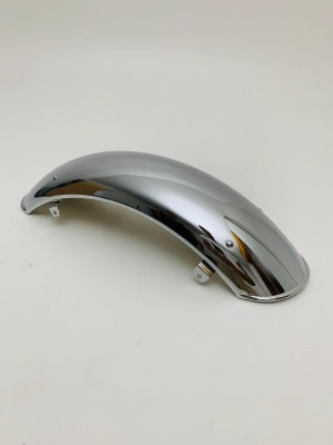 FRONT FENDER DUCATI SPORTCLASSIC GT 1000 TOURING CHROME NEW AND ORIGINAL
