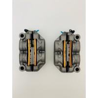 pair front brake brembo radial calipers M50 for ducati guzzi aprilia 100 mm NEW