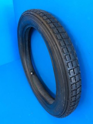 SCULPTED TYRE V-RACE 3.25 - 19 APPROVED NEW
