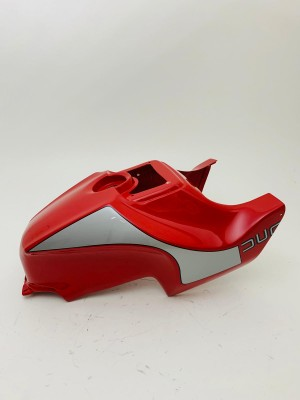 COVER FUEL TANK DUCATI MHE 900 NEW ORIGINAL RED