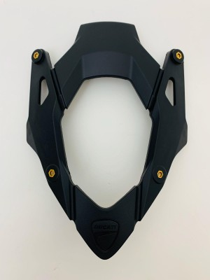 WINDSCREEN SUPPORT FOR DUCATI MULTISTRADA 1200 FROM 2013 TO 2015 NEW ORIGINAL
