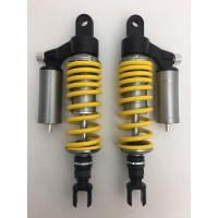 GAZI rear shock absorbers 380 mm cafè racer ducati guzzi triumph with forks