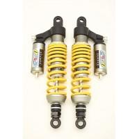 rear shock absorbers 340 mm benelli SEI 900 yellow spring