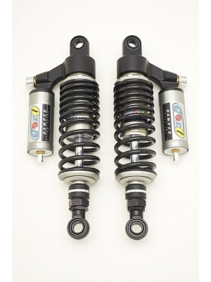 rear shock absorbers 330 mm laverda sport alpino mountjuic cafe racer black spring