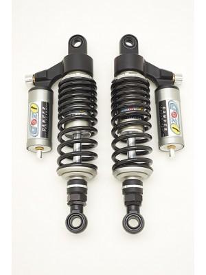 rear shock absorbers 320 mm honda cb 250 ft ascot vf c shadow cafè racer black spring
