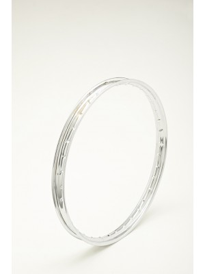 wheel rim chrome steel brand ITALCERCHIO 1,20 x 17 holes 36 NEW