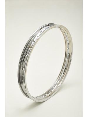 wheel rim chrome steel brand ITALCERCHIO 1,60 x 17 holes 32 NEW