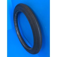 LINED TYRE VEE RUBBER 2.50 - 18 PERUGINA APPROVED NEW
