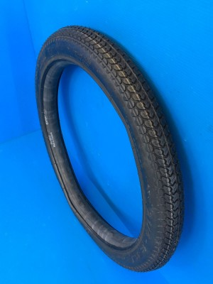 SCULPTED TYRE VEE RUBBER 3.00 - 18 APPROVED NEW